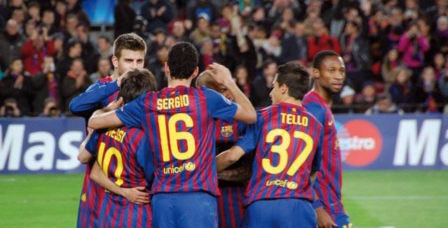 Le Barça dynamite Levante et se porte à 11 points du Real