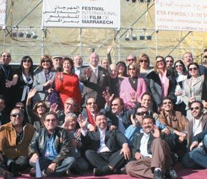 Le Maroc fête le cinéma égyptien à Marrakech