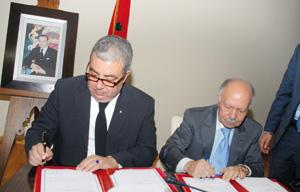 Modernisation de l'entreprise de presse écrite : signature d'un avenant au contrat-programme