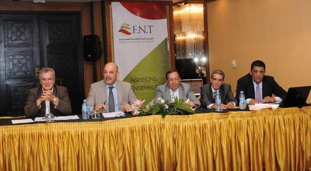 La Fédération nationale du tourisme a présenté son rapport financier
