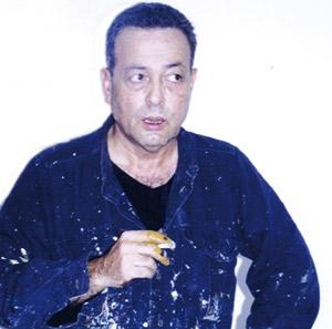 Fouad Bellamine mêle peinture et photographie