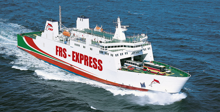 Ligne Tanger Med-Motril de FRS : Les passagers sont également accueillis!