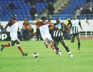 Coupe de la CAF : Le FUS et le CS Sfaxien se sont quittés dos à dos à Rabat