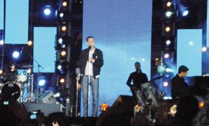 Agadir : que des temps forts pour la 5e édition du concert pour la tolérance