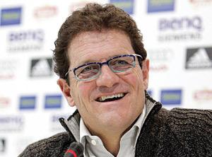 Angleterre-France : Capello convoque quatre nouveaux joueurs
