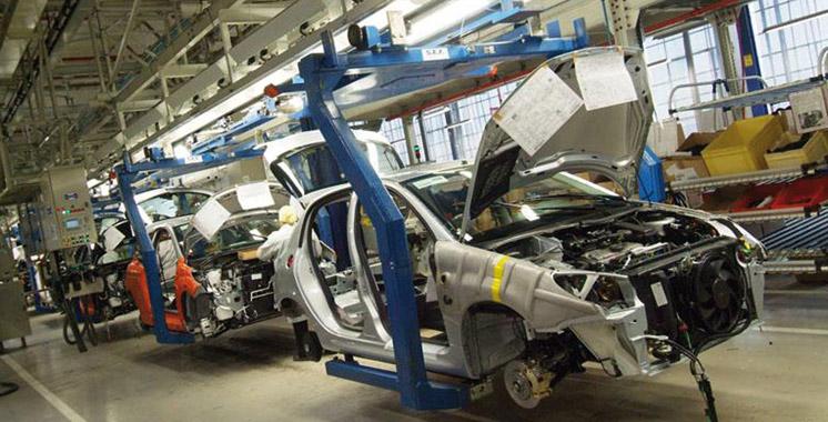 Fabrication-Automobile-Voiture-Maroc