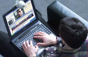 Dans le monde virtuel de «Facebook»
