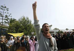 Les gauchistes et les islamistes transforment les campus en champ de bataille ouvert