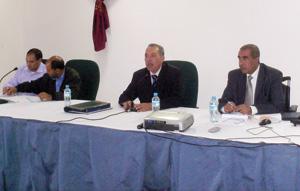Fahs Anjra : Rencontre communicative pour l'examen du rapport du CSE