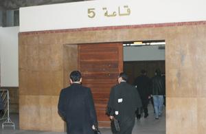 Les meurtriers d'un septuagénaire français devant le juge d'instruction à Meknès