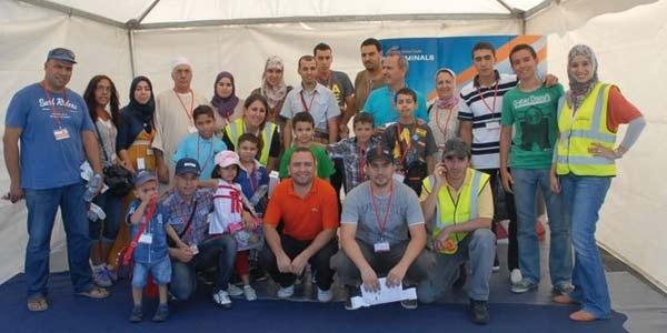 APM Terminals Tangier met à l honneur  les familles de ses employés