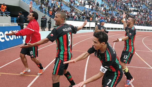 Coupe de la Confédération africaine de football : L AS FAR passe l obstacle libyen