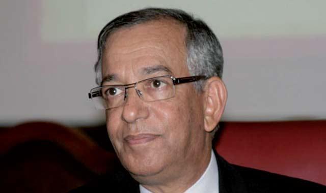 Rabat : Mustapha Farès proteste contre l'amputation de la carte du Maroc