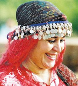 Fatéma Chelha, une «vipère» en taxi