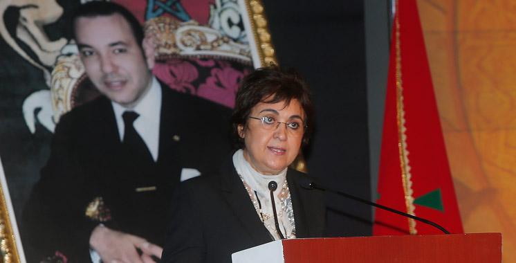 Vision 2015 pour les artisans : Fatima Marouane fait le point