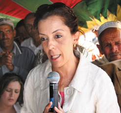 Fatiha Layadi : «Il ne faut pas sous-estimer l'intelligence de l'électeur»