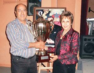 Mennane Rachid décroche le titre de champion du Maroc