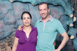 Fatima Nouali et Driss Sebti : «Il faut que l'amour règne dans toute relation»