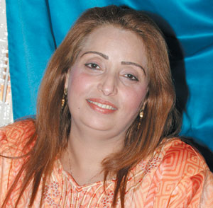 Ramadan des célébrités : Fatima Tihihit, la raïssa de la maison