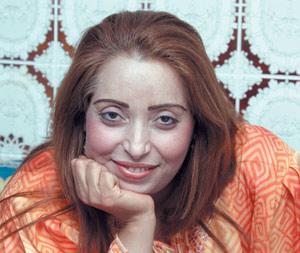 Eté des célébrités : Fatima Tihihite se ressource à Taliouine