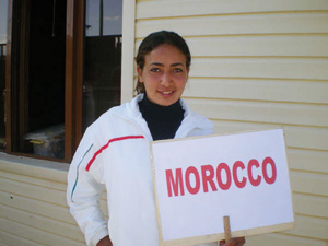 Fatima Zahra Lalami : «Je veux décrocher le titre de champion d'Afrique»