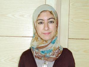 Portrait : Fatima Zohra Amrani  : Une timide aux notes qui s'expriment