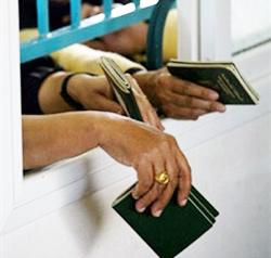 De faux passeports à Casablanca