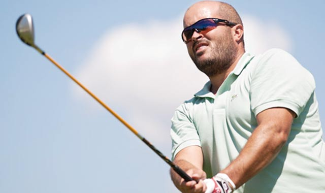 Mena Golf Tour : Belle performance de Fayçal Serghini