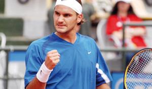 Tennis : Federer, la vie en rose avant l'US Open