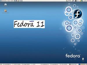 Fedora 11 est disponible en téléchargement