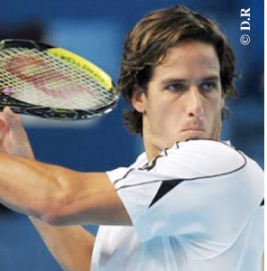 Tournoi de Johannesburg : victoire de l'Espagnol Lopez