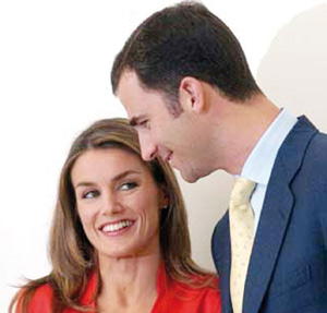 Letizia d'Espagne, le charme de la famille royale