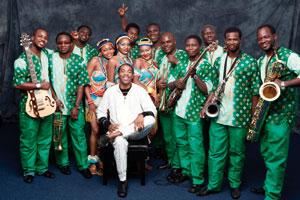Les ambassadeurs de la musique africaine au Festival Mawazine