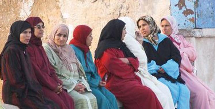 50.000 femmes ont bénéficié  du programme d'aide directe aux femmes veuves en situation  de précarité