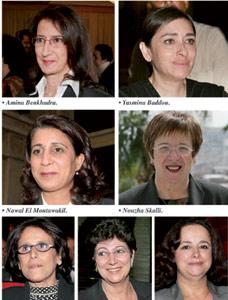 Les femmes ministres ont donné l'exemple en subissant le test de dépistage du cancer du sein