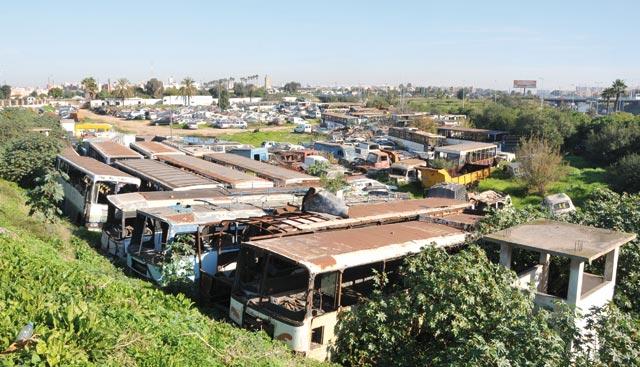 Un tour à la ferraille de Rabat : Un monde parallèle