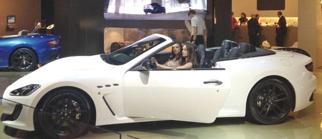 Ferrari et Maserati  : Make a dream come true !