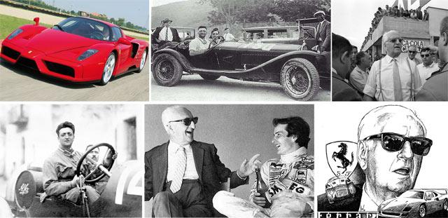 Il était une fois… Enzo Ferrari : Il Commendatore