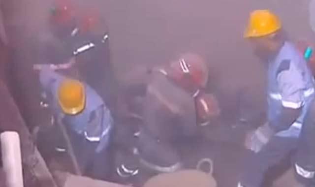 Fès : un mort et 5 blessés dans l'effondrement d'un atelier de babouches