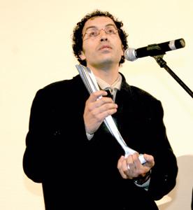 Mohamed Amin Benamraoui, le cinéma dans les veines