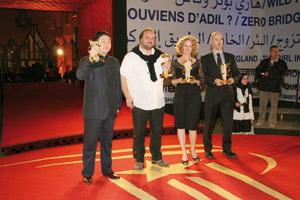 L'Etoile d'or revient au réalisateur Mikhail Kalatozishvili
