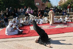La danse contemporaine en fête à Marrakech