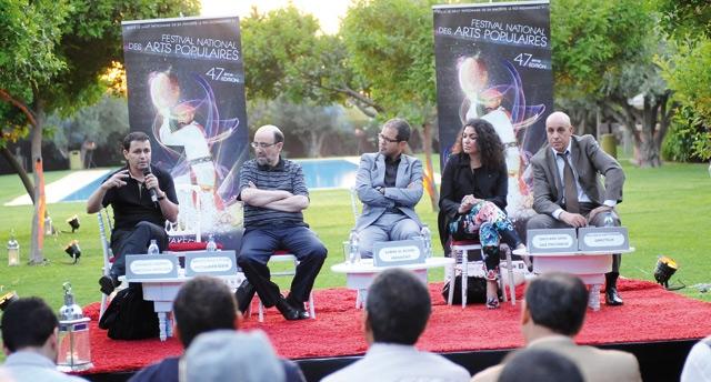 Festival national des arts populaires de Marrakech : Un vrai relai patrimonial aux futures générations