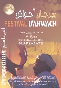 Ouarzazate aux rythmes d'Ahwach