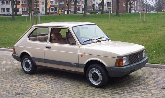 Il était une fois Fiat 127 : La bella piccola