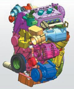 Fiat prépare des moteurs bicylindres efficaces