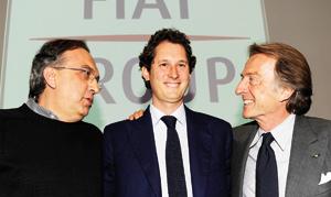Fiat annonce la division du groupe et des objectifs ambitieux avec Chrysler