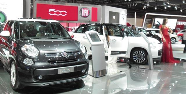 Signature d'un contrat de concession entre «Fenie Brossette» et «Fiat Group Automobiles Maroc»