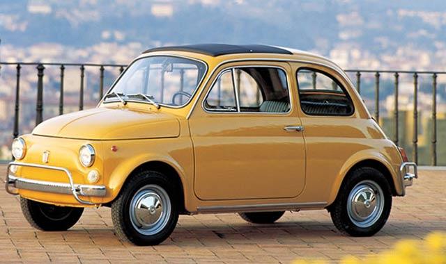 Il était une fois : Fiat 500 : Tout de A à R