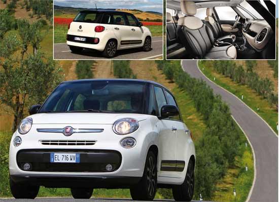 Fiat 500L : La 500 te donne des aiLes